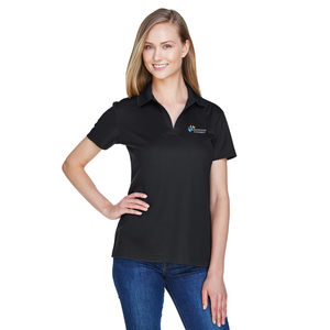 Devon & Jones Ladies' CrownLux Performance Plaited Polo