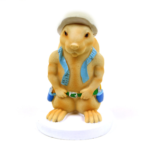 Nationwide Children's® Beaver Figurine