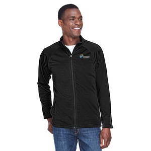 Devon & Jones Men's Stretch Tech-Shell® Compass Full-Zip Jacket